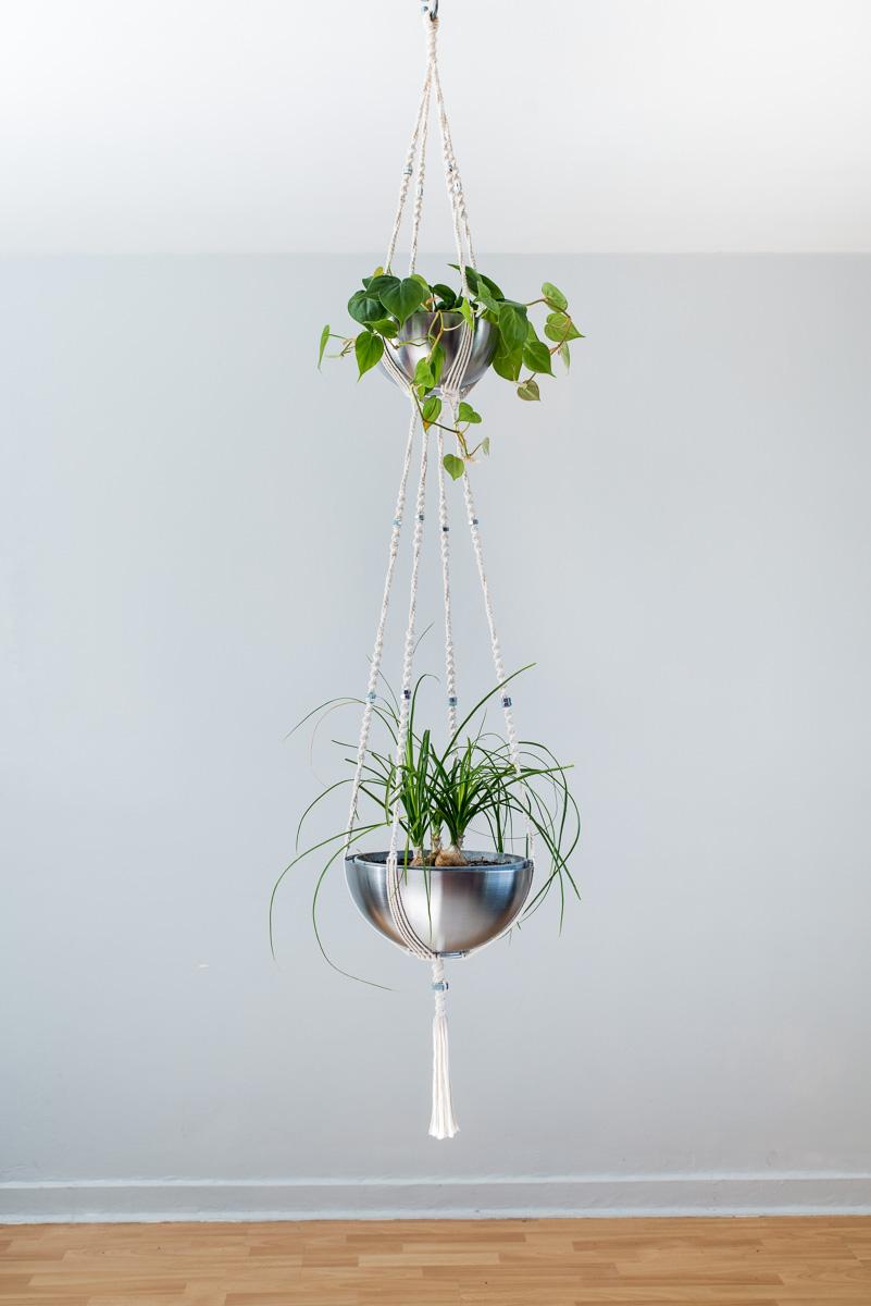 suspension pour plantes 2 tages bymadjo equinox d co